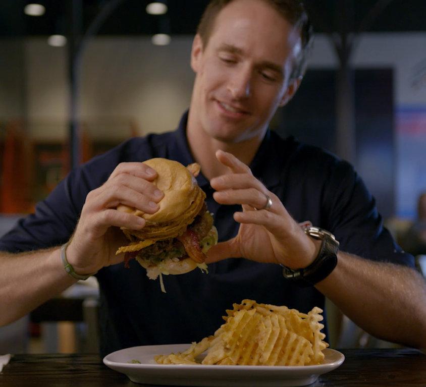 Drew vs. Burger